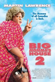 Big Momma&#039;s House 2 Poster