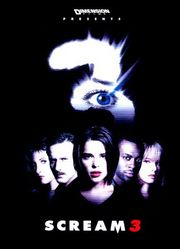 Scream 3 Poster