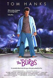 The &#039;Burbs Poster