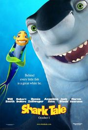 Shark Tale Poster