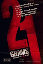 21 Grams Poster