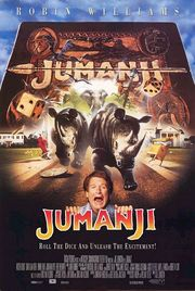 Jumanji Poster