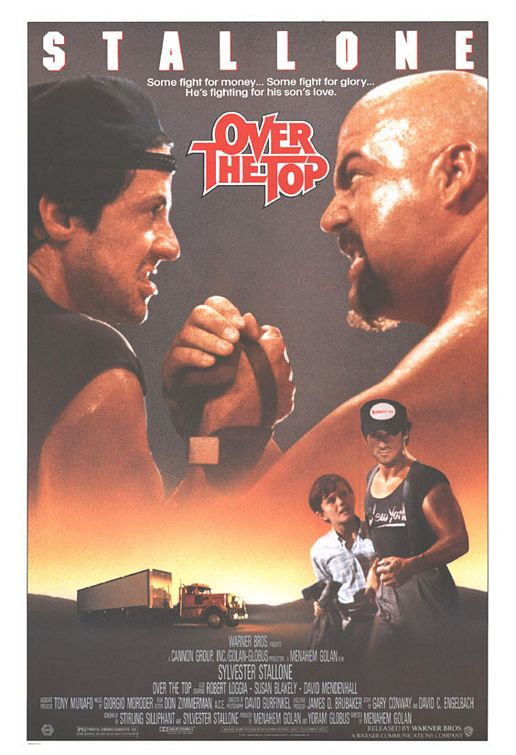 Poster del film Over the top