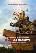 Evan Almighty movie poster