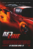 Redline Poster