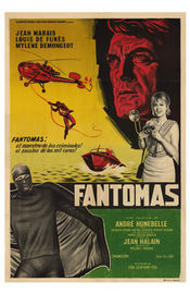 Fant&ocirc;mas Poster