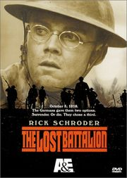 The Lost Battalion Poster