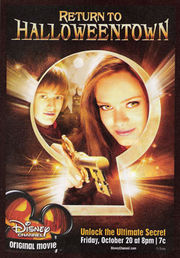 Return to Halloweentown (Halloweentown IV)