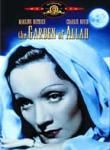 The Garden of Allah poster Marlene Dietrich Domini Enfilden