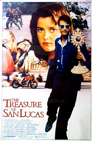 Down Twisted (Treasure of San Lucas)