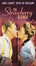 The Strawberry Blonde Poster