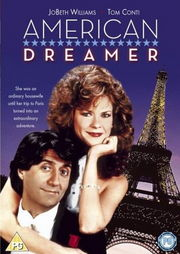 American Dreamer Poster