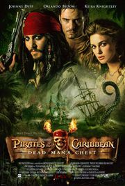 Pirates of the Caribbean: Dead Man&#039;s Chest Poster