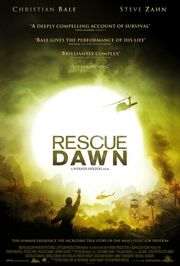 Rescue Dawn Poster