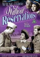 Without Reservations (Thanks God, I'll Take It from Here) poster Claudette Colbert Christopher