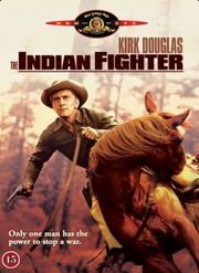 The Indian Fighter Poster