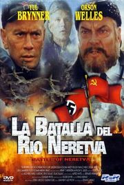 The Battle of Neretva Poster