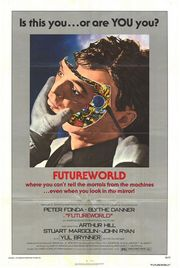 Futureworld Poster