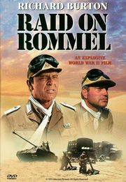 Raid on Rommel Poster