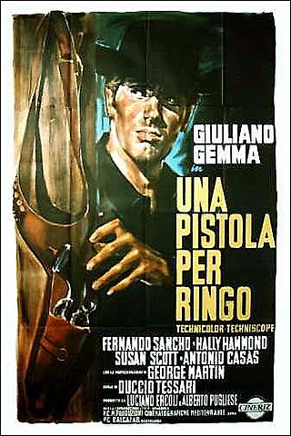 Una Pistola per Ringo (A Pistol for Ringo) (Ballad of Death Valley)