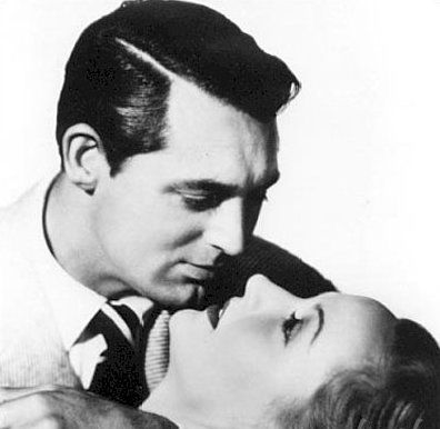 Cary Grant and Carole Lombard