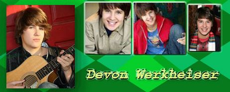 Devon Werkheiser