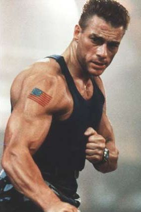 Jean Claude Van Damme sexy wallpapers