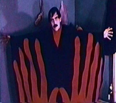 The hands! The hands of fate!