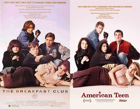 the breakfast club research paper Amy summers the breakfast club mise en scene analysis the opening scene of the breakfast club is a very important scene that sets the whole movie and to indicate to us what the movie is about the set in 'the breakfast club' shows a high school but the strange thing about this high school is.