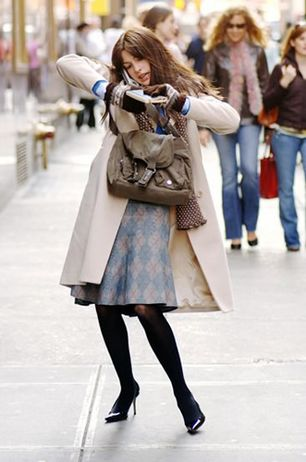 The Devil Wears Prada is a 2006 film about a young woman who gets a job as .