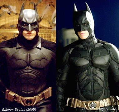 The Evolution of Batsuit in Two Decades