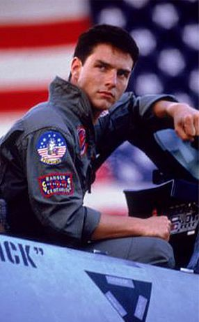 tom cruise top gun costume. tom cruise top gun.
