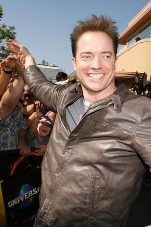brendan fraser fat. wallpaper Brendan Fraser as