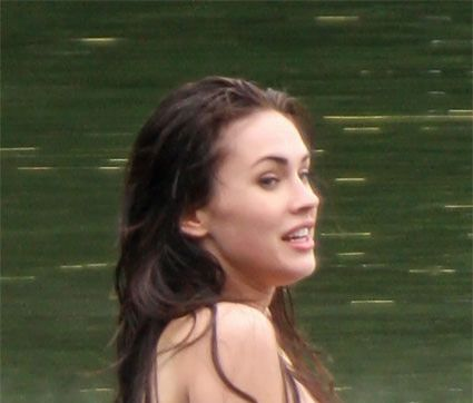 megan fox nude gallery