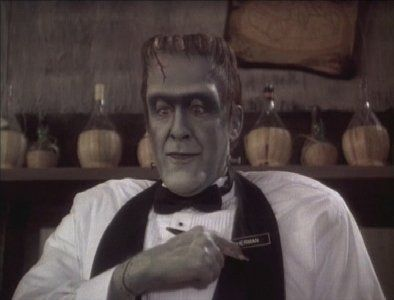 edward herman munster