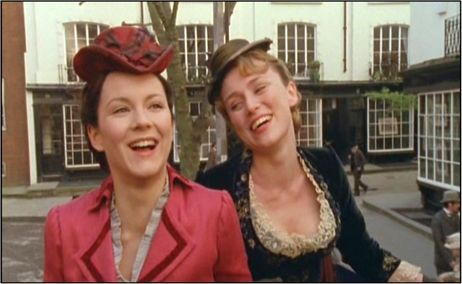 Nan & Kitty - Tipping The Velvet