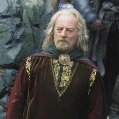 two towers-king theoden