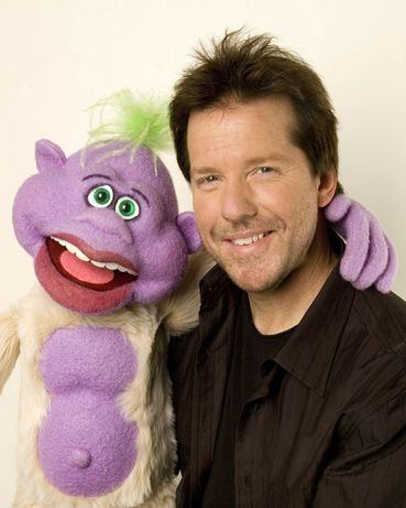 jeff dunham walter photos. Jeff Dunham and Peanut