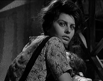 Image result for sophia loren in two women