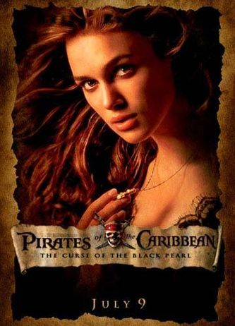 keira knightly pirate