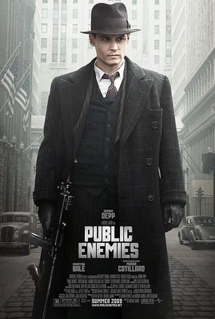Johnny Depp Public Enemies. Johnny Depp?s ?Public Enemies?