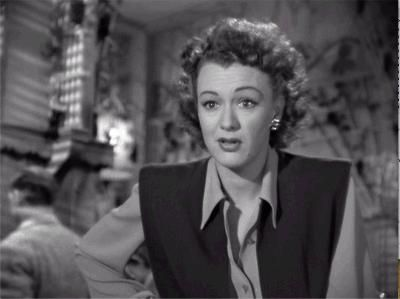Eve Arden as Ida in Mildred Pierce