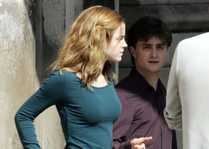 Related: Emma Watson , Harry Potter and the Deathly Hallows: Part I