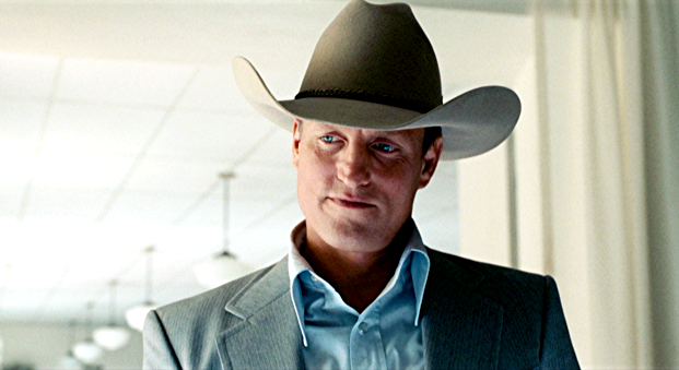"Woody Harrelson as "" Carson Wells """