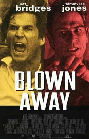 Blown Away Promotion Poster (1994)