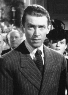 James Stewart in The Philadelphia Story