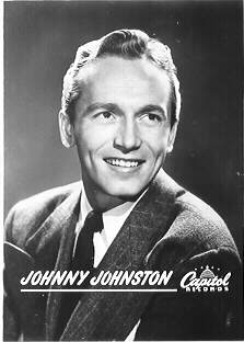 Johnny Johnston