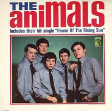 the animals band