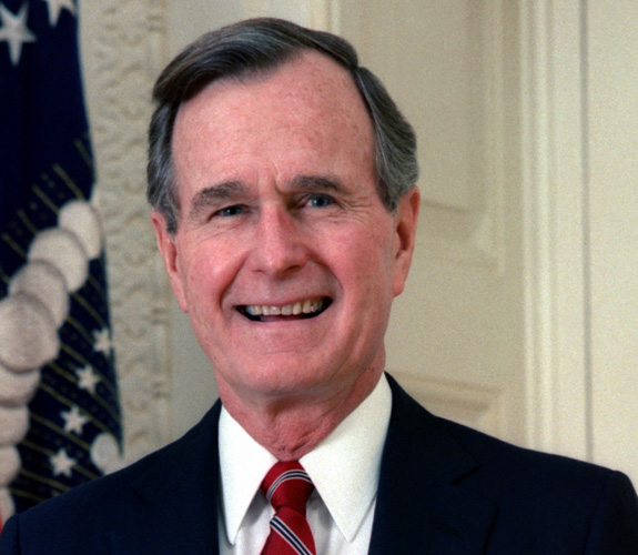 george bush