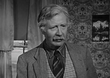 Arthur O'Connell in Anatomy of a Murder